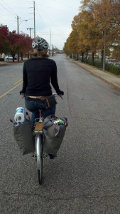 grocery ride