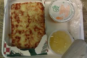 School pizza