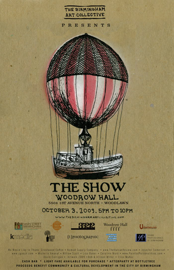 The Show - Poster - Final - REVISION 2-small