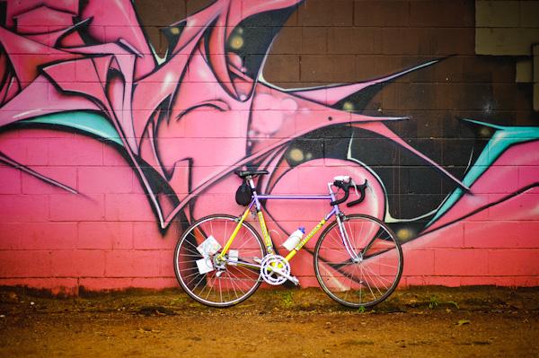 Another beautiful graffiti wall
