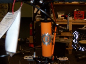 The perfect headbadge for a MKE bike company!